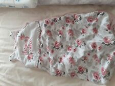 Baby girl sleeping grow bag 0-6 2.5 tog