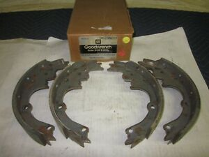 NOS 1978-88 Chevy Monte Regal Cutlass G-Body Camaro F-Body GM Rear Brake Shoes