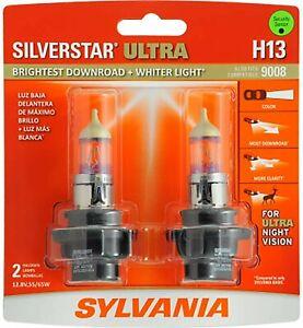 Headlight Bulb-LX Sylvania H13SU.BP2