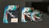 Call Of Duty COD Black Ops Hardened Edition PS3 Steel Book CIB - TESTED