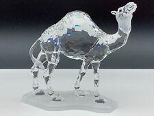 Swarovski Figurine 247683 Large Camel 12 Cm. Pot Condition