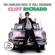 Cliff Richard The Fabulous Rock 'N' Roll Songbook CD Pop Rock Album 2013 New