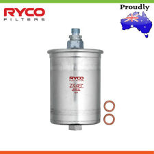 Brand New * Ryco * Fuel Filter For MERCEDES BENZ 200E W124 2L 4Cyl