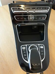 2016 Mercedes Benz E Class W213 Centre Console