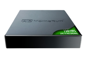 SiliconDust HDHomeRun SCRIBE QUATRO refurb 1TB DVR - Free Over the Air TV