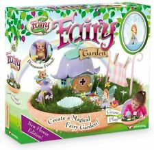 My Fairy Garden FG001 Playset, Multi Multicolor