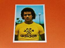 173 HEIDKAMP SECB BASTIA FURIANI AGEDUCATIFS FOOTBALL 1974-1975 74-75 PANINI