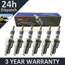 6X IRIDIUM PLATINUM SPARK PLUGS FOR ALFA ROMEO 166 2.0 V6 1998-2000