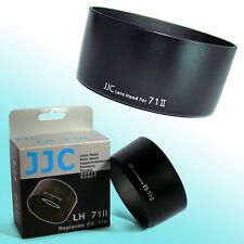 ES-71II Lens Hood Shade Canon EF 50mm f/1.4 USM 58mm Filter Thread ES-71 II JJC