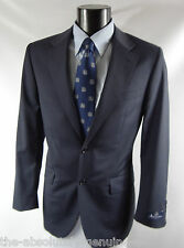 AQUASCUTUM Buckingham Dark Blue Jacket Blazer Sz UK 40 BNWT