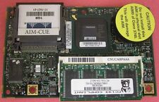 Genuine Cisco AIM-CUE Voice Mail Network Module 1GB Flash Card with Mounting Kit