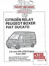 Car Service   Repair Manuals Ducato   eBay
