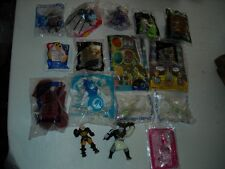 Lot of 14 McDonalds Happy Meal Toys- Most NIP