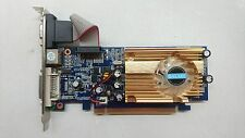 Galaxy nVidia GeForce 7200GS 256MB DVI VGA TV-Out PCI-E Graphics Card GPU