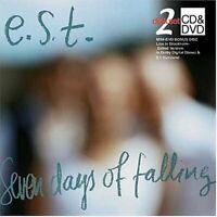 FREE US SHIP. on ANY 3+ CDs! NEW CD E.S.T.: Seven Days of Falling (Bonus Dvd)