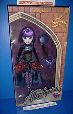 "Disney The Haunted Mansion Doll Attractionistas Gracey 12"" Doll Disney Park New!"