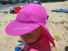 Sunproof Legionnaire Hat 9-18 Months SPF 50+ - Pink