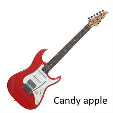 Varius guitar Ymir S-1 Candy apple Electric Guitar(suhr/Ibanez/fender ST style)