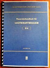 Reparaturhandbuch IFA H6 Werdau