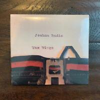 Wax Wings by Joshua Radin (CD, May-2013, Wax Records) Canada Brand New Sealed
