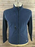 Patagonia Synchilla Mens Jacket Fleece Blue Full Zip Size Medium