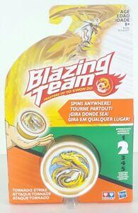 Blazing Team Tornado Strike Yo-Yo by Hasbro Master of Yo Kwon Do Level 2
