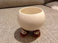 CARLTON WALKING WARE COLLECTABLE NOVELTY SUGAR BOWL PERFECT CONDITION FOR AGE