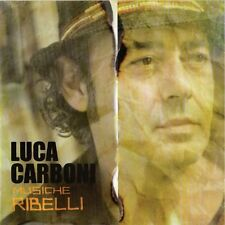 LUCA CARBONI - MUSICHE RIBELLI - LP VINYL 2009 NEW SEALED