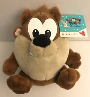 Dakin Looney Tunes Lovables Baby Taz Plush Stuffed Toy Tasmanian Devil 1994