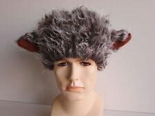 Furry Wolf Hat Jacobson Hat Company Ewok Dog Animal Costume Cap