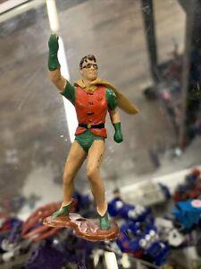 Robin Figure (1966 Ideal) Vintage, 3 inch, Justice League - Batman Playset Item