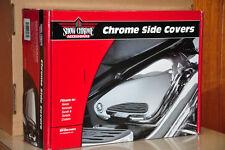 Show Chrome Side Covers 53-427 HONDA VT750C Shadow Aero VT750C2 Shadow