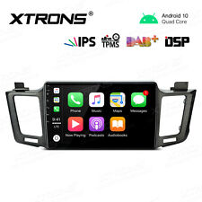 "10.1"" Android 10 Car Head Unit Stereo Radio GPS BT 5.0 Wifi/4G For TOyota RAV4"