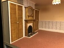 Large 12th Scale Dolls House With Full Electrics