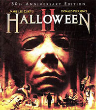 Halloween 2 (1981) / Terror in the Aisles (30th Anniversary Edition) BLU-RAY NEW
