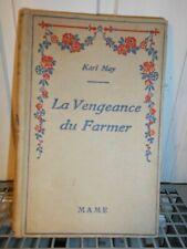 Mame - Karl May - La Vengrance du Farmer - Frankreich - 1937