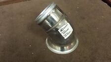 NEW DENNIS EAGLE EXHAUST PIPE FITTING SECTION 810205DE, EMINOX WPO41846