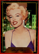 """Sports Time Inc."" MARILYN MONROE Card # 192 individual card, issued in 1995"