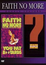 DVD NTSC 1 Faith No More Live at The Brixton Academy London You Fat B