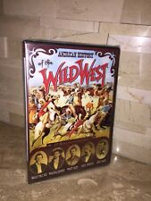 American History of the Wild West DVD JESSE JAMES NEW