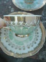 Bavaria Fash servizio porcellana thè zuccheriera tazzine Tiffany antico