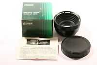 ITOREX CLOSE-UP ZOOM ATTACHMENT LENS + 49mm SER VII RING ATTACHMENT MADE IN JAPA