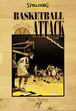 Spalding Sports Library:Basketball Inbound Attack by Tom Reiter (1993, Paperback