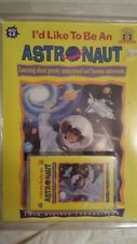 """Learning Horizons """"I'd Like to be an Astronaut"""" Cassette Tape and Activity Guide"""
