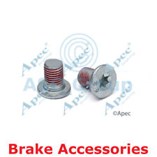 Apec Braking Disc Brake M8x1.0 Torx Fitting Bolts Accessory Kit ADS2