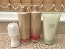 Avon Techniques Colour Protection Shampoo/Conditioner,Eve  Body Lotion,Roll on