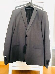 Sin lugar a dudas fibra Decano  Ropa de hombre grises, Talla 56 | Compra online en eBay