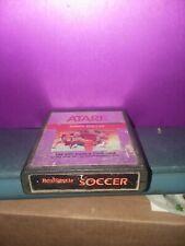 RealSports Soccer (Atari 2600, 1983)CART ONLY