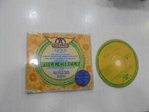 Aerosmith CD Single Full Circle 1999