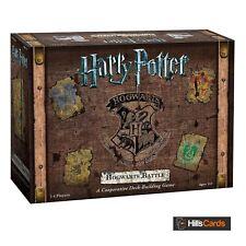 Harry Potter Hogwarts Battle a Cooperative Deck-building Card Game Inc Board